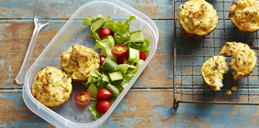 Salmon, Ricotta and Quinoa Cups (gluten free)