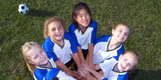 Healthy Kids : Making Sport Enjoyable for Kids