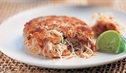 Salmon and Creamed Corn Patties