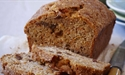 Carrot and sultana loaf